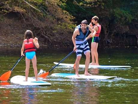 Compagnie Sports Nature - Port Loisirs - Base de Tauriac - Canoë et Stand Up Paddle