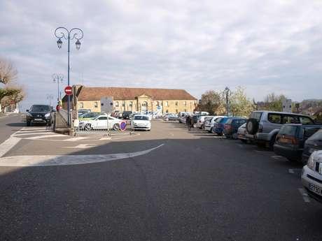 Parking de la Place De Gaulle