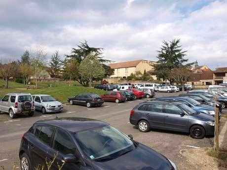 Parking de l'Enclos