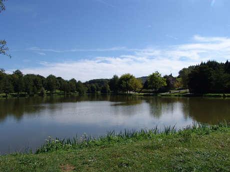 Plan d'eau de Pêche de Payrignac
