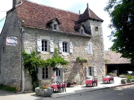 """Restaurant """"Auberge Beauville"""""""