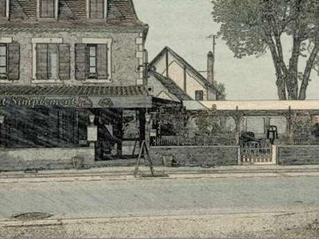 """Restaurant-Bar """"Tout Simplement"""""""