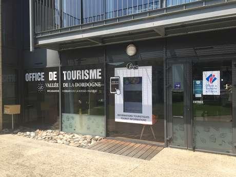 Office de Tourisme de la Vallée de la Dordogne - Bureau d'accueil de Saint-Céré