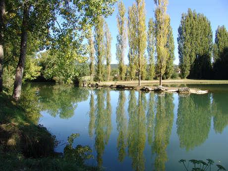 Sentier de Boissole