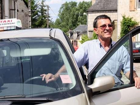 Taxi Bruno Cressensac