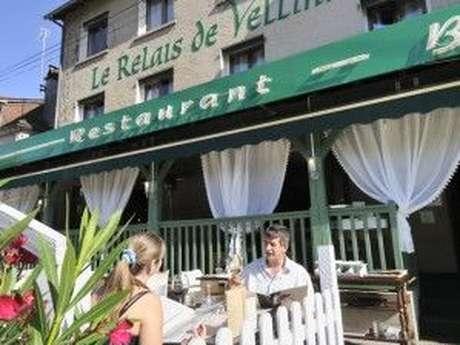 Hôtel Le Relais de Vellinus