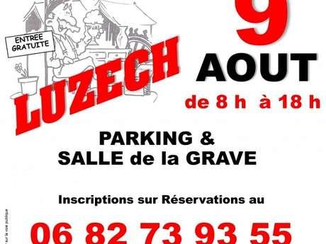 Vide Grenier à Luzech