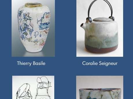 Exposition de Céramiques, et Sculptures - Le Bel Utile