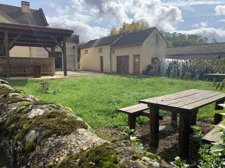 Aire de pique nique de Saint Cirq Madelon