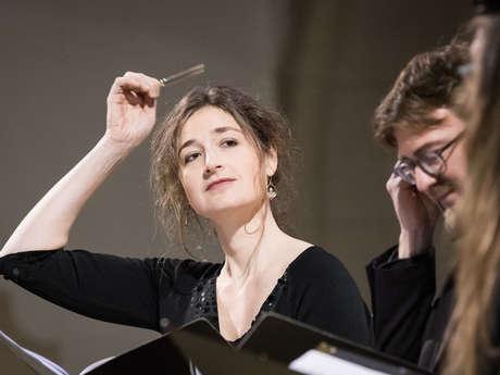 Récital Hildegard Von Bingen - Ensemble Oriscus -  Festival de Rocamadour