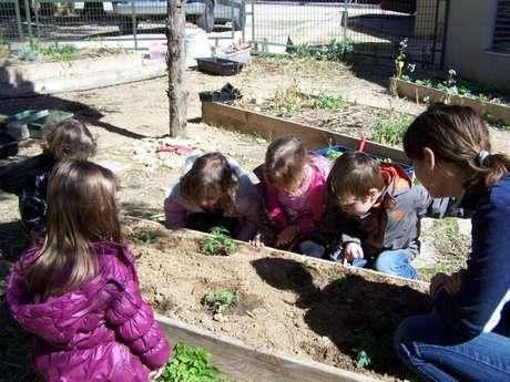 Jardin Pédagogique - Ferme Qu'Es Aquo