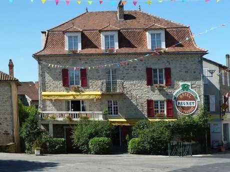 Restaurant Au Déjeuner de Sousceyrac