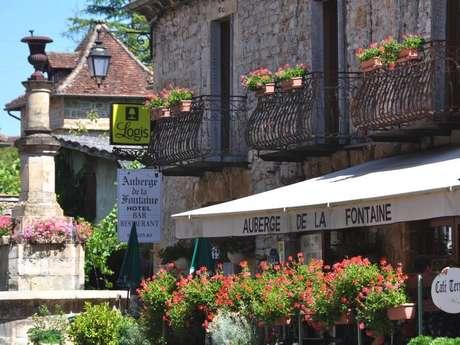 Hôtel Restaurant Auberge de la Fontaine