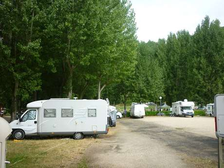 Camping Les Berges de Caix