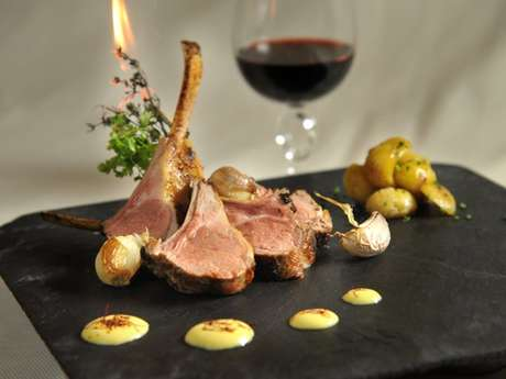 Restaurant Le Balandre