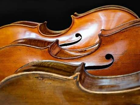 Concert des Amis des Rencontres : XXXIIèmes Rencontres de Violoncelle de Bélaye - Annulé -