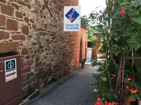 Office de Tourisme Vallée de la Dordogne - Bureau d'accueil de Collonges-la-Rouge