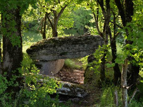Les Dolmens de Limogne-en-Quercy