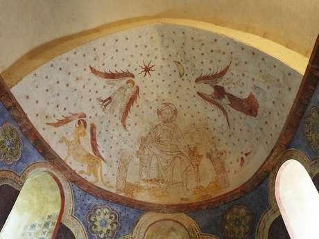 Journées Européennes du Patrimoine à St Cirq Madelon