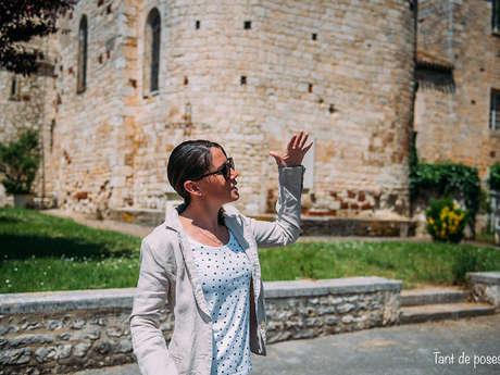 Journées Européennes du Patrimoine : Visite Guidée de Montcuq