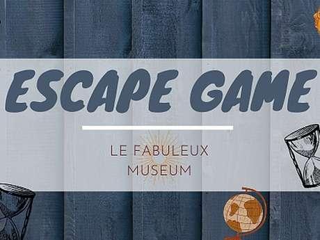 """Escape Game itinérant: """"Le Fabuleux Museum"""""""