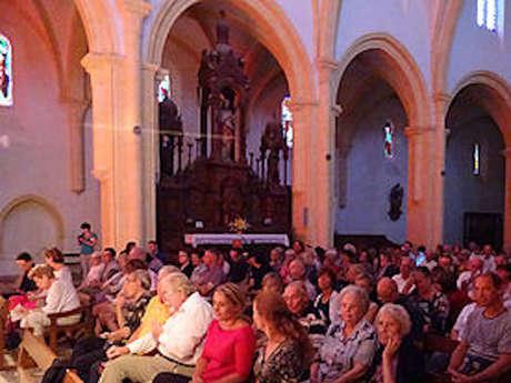 """23ème Festival de Musique Autour des Cordes, Concert """"Best of"""" du Festival"""
