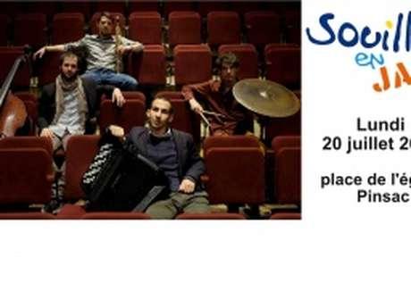 Wilfried Touati Quartet - Souillac en Jazz