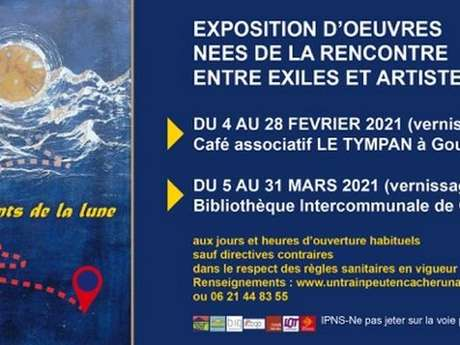 """Exposition : """"Des Monts de la Lune"""""""