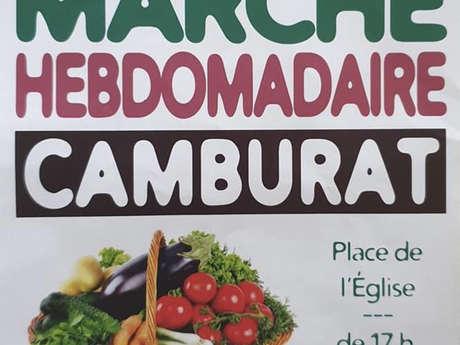 Marché de Camburat