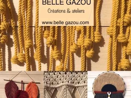 Belle Gazou - Créations et ateliers
