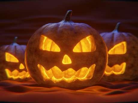 Soirée Loup Garou de Thiercelieu : Spécial Halloween!