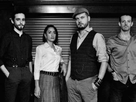 Concert de Musique Irlandaise avec le Julien Loko Irish Band
