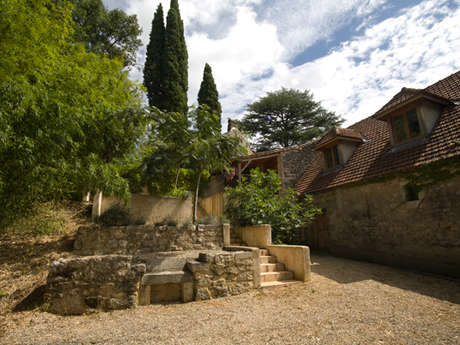 Domaine Le Peyrou- La Maison du Gardien