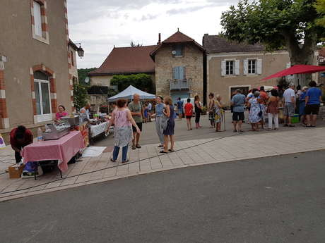 Marché de Producteurs à Saint-Pierre-Toirac
