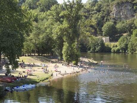 Camping La Plage - Canoë et pédalo