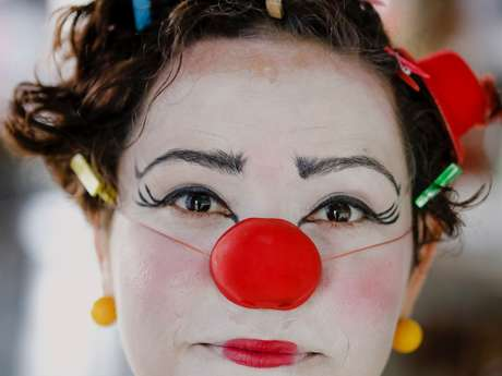 ANNULE- Atelier sur l'art du clown