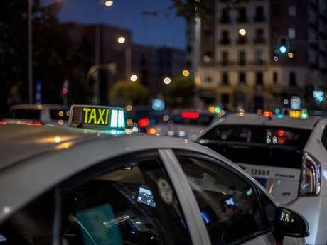 Taxis Saint-Céréennes