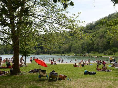 Plan d'eau le Lac Vert