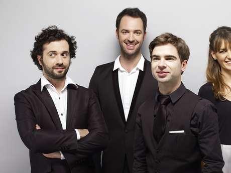 Festival de Musique Romantique : Quatuor Varèse