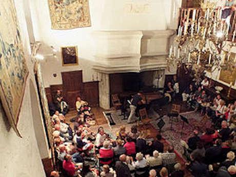 23ème Festival de Musique Autour des Cordes, Château de Béduer