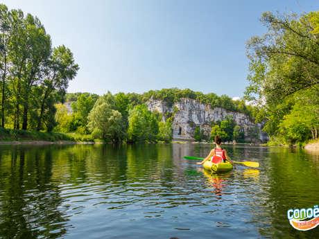 Canoës Safaraid Dordogne - Base de Monceaux-sur-Dordogne