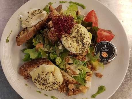 Restaurant La Chartreuse