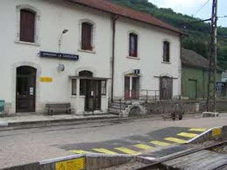 Gare de Banassac