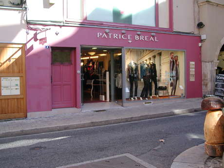 PATRICE BRÉAL