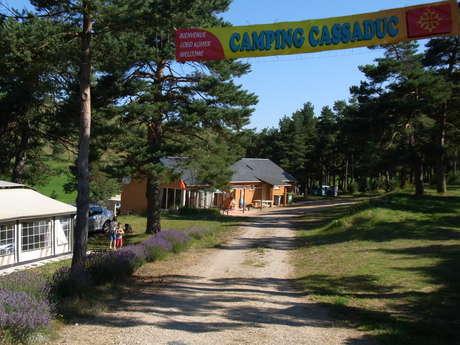 CAMPING CASSADUC