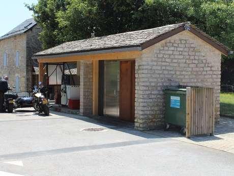 STATION SERVICE - LE MASSEGROS