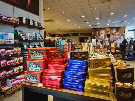 Magasin d'usine des Maîtres Chocolatiers LINDT
