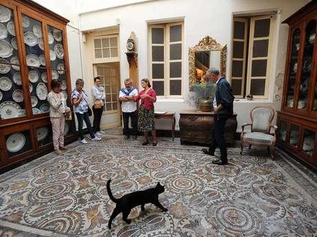 ANNULÉE : Visite guidée de la Maison Sentex