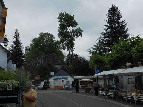 Marché d'Arette
