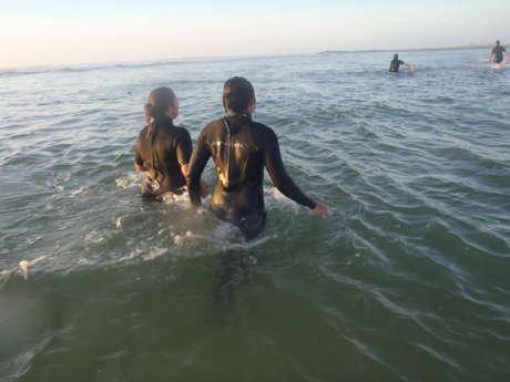 Journée Marche aquatique et yoga